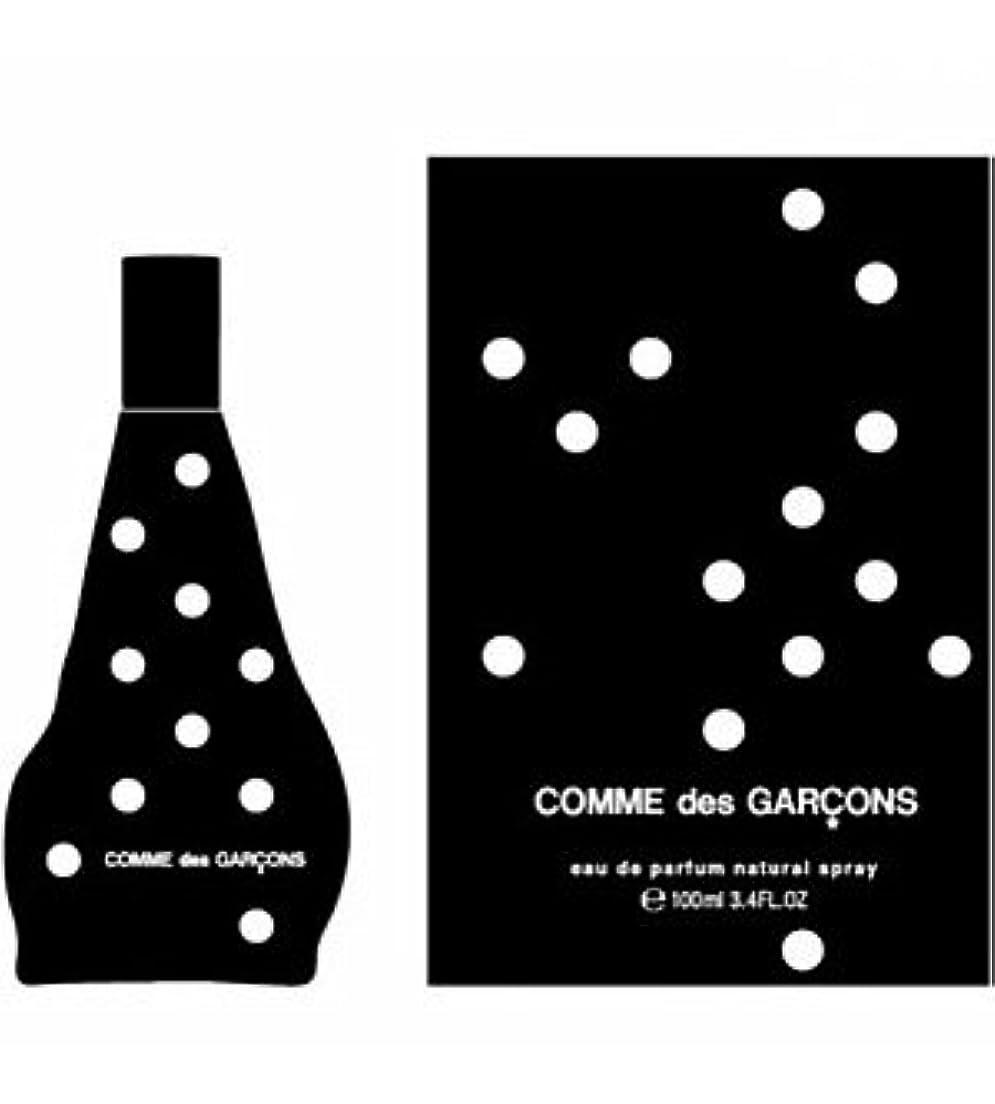ハイジャックトーナメント退却Comme des Garcons Dot (コムデギャルソン ドット) 3.4 oz (100ml) EDP Spray