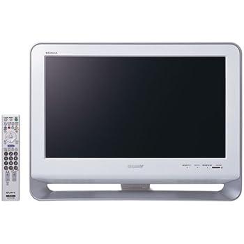 ソニー SONY 20V型 液晶 テレビ BRAVIA KDL-20M1/S ハイビジョン シルバー