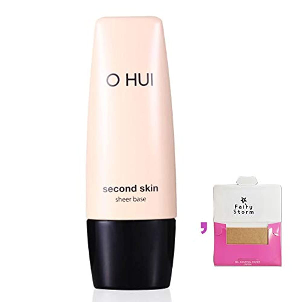 デンプシー楽観発信[オフィ/O HUI]韓国化粧品 LG生活健康/OHUI OMB01 SECOND SKIN SHEER BASE 40ml/ オフィ セカンドスキン シアーベース +[Sample Gift](海外直送品)