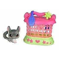 Littlest Pet Shop (リトルペットショップ) Pets on the Go Chinchilla with Hutch(並行輸入)