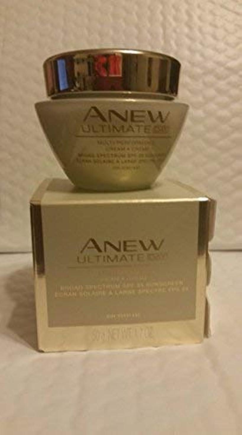 個人歩き回る石炭Avon Anew Ultimate Multi Performance Day Cream 1.7 OZ [並行輸入品]