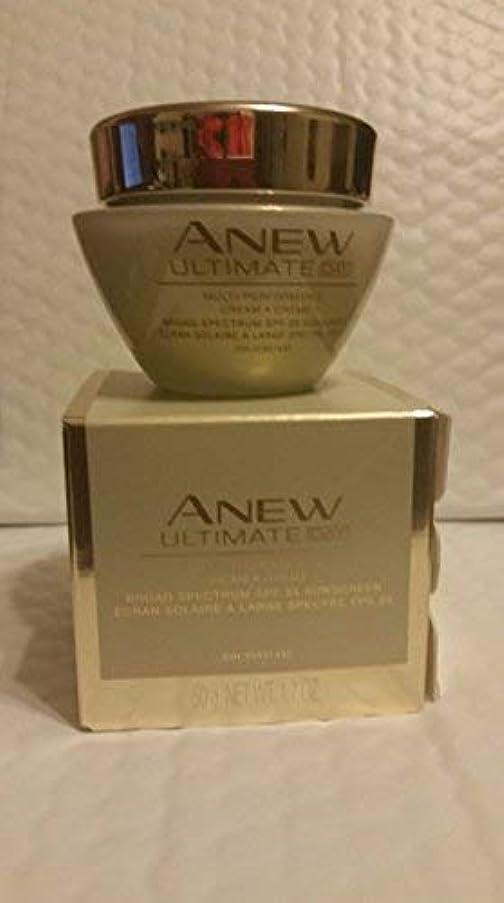 血統豆橋脚Avon Anew Ultimate Multi Performance Day Cream 1.7 OZ [並行輸入品]