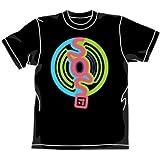 涼宮ハルヒの憂鬱 SOS団Tシャツ ブラック サイズ:M