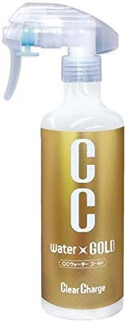 プロスタッフ 洗車用品 ガラス系コーティング剤 CCウォーターゴールド 300ml マイクロファイバークロス付き S121
