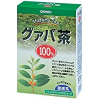 NLティー100% グァバ茶 2g×26包  【アウトレット】