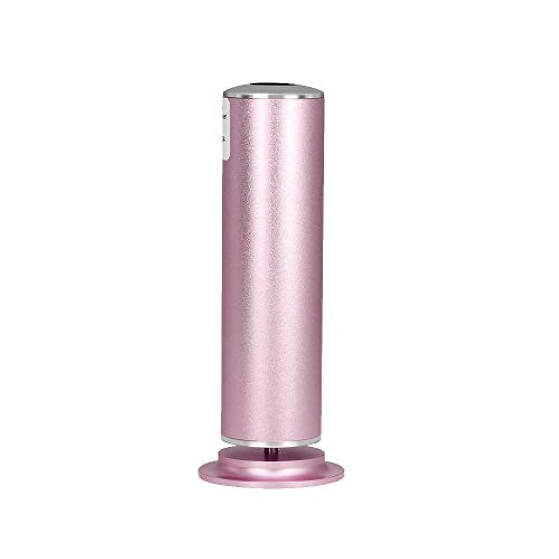 処理クリームフィクションペディキュアツール電動ニキビリムーバー、最も効果的で最高のプロフェッショナルペディキュアツール-即座に死んだ肌、ハード、荒れた肌を取り除く (Color : Gray)
