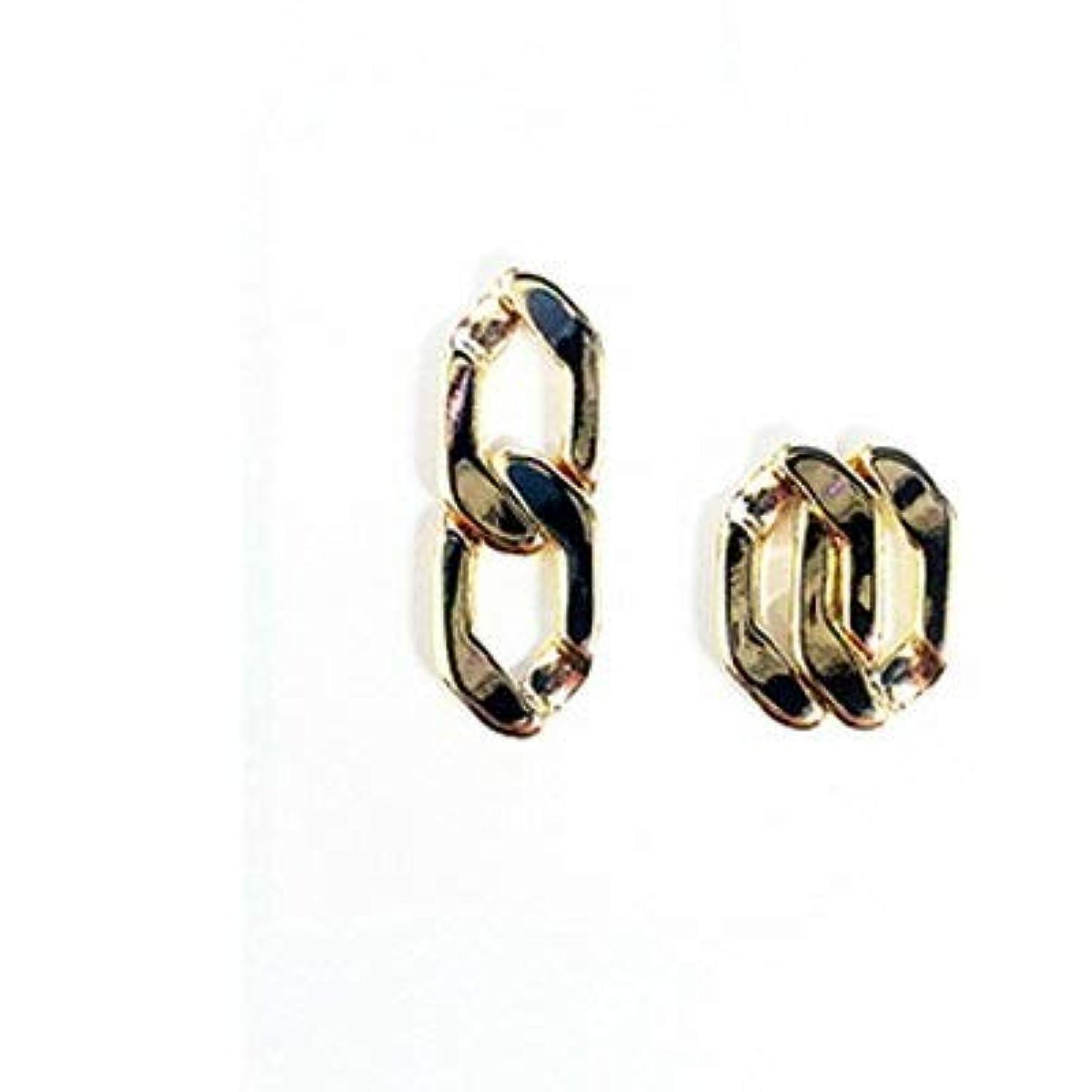 なんとなく正気順番アイスジェル ファッションチェーン FCJ-06 ゴールド