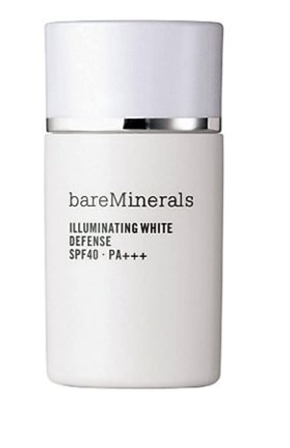 【bareMinerals(ベアミネラル)】【国内正規品】イルミネーティング ホワイト ディフェンス_PF40?PA+++[医薬部外品]_美容液