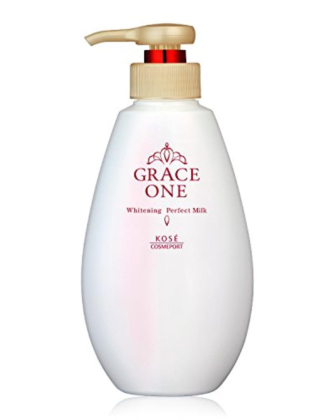下品楽しい悪因子KOSE グレイスワン 薬用 美白濃潤液 230mL (医薬部外品)