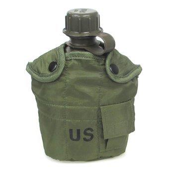 イーグルフォース 5529-OD ミリタリー水筒 カップ付き...
