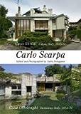 Carlo Scarpa: Residential Masterpieces 08 by Carlo Scarpa(2010-01-11)
