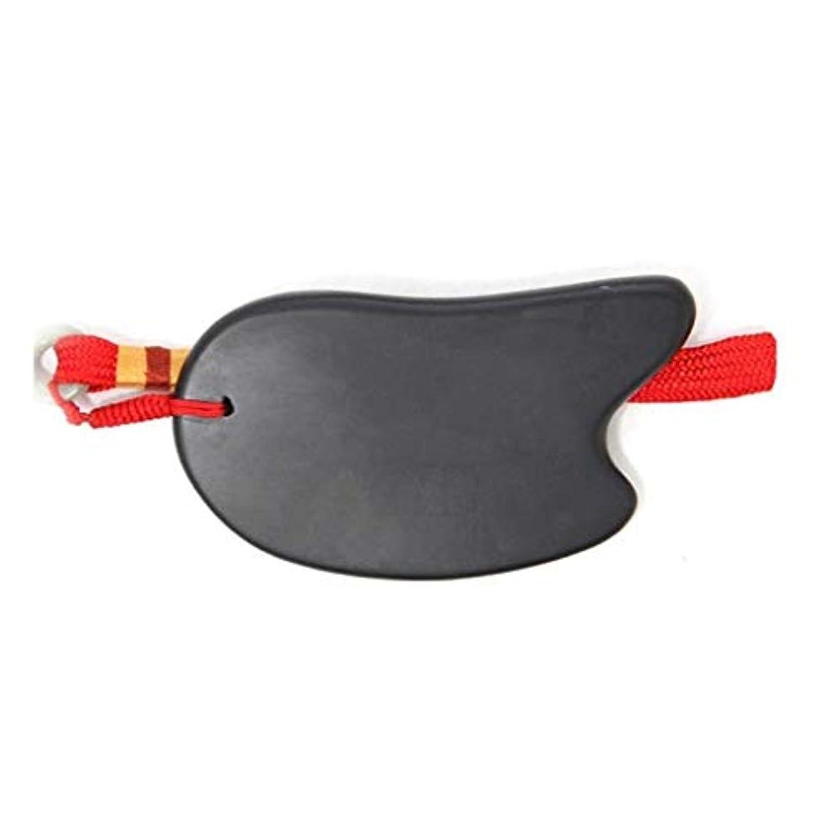 ニッケル揺れるバレーボールGua Shaスクレイピングマッサージツール-手作りGuashaボード-顔と体のSPA鍼治療のトリガーポイント治療のための素晴らしいツール