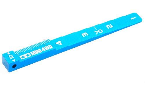 ミニ四駆限定シリーズ セッティングゲージ (ブルー)