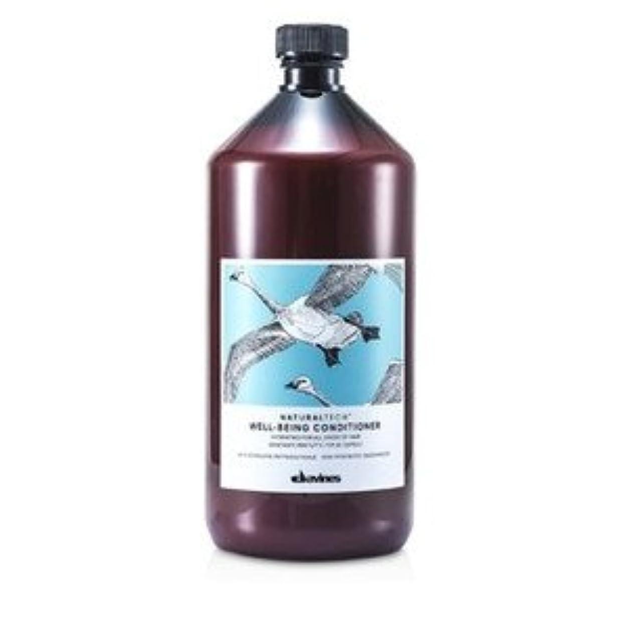 バランス蚊証拠davines(ダヴィネス) ナチュラル テック ウェルビーイング コンディショナー 1000ml/33.8oz [並行輸入品]