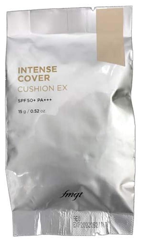 びっくり米ドルリマ[ザ?フェイスショップ] THE FACE SHOP [インテンス カバー クッション 15g / リフィル] Intense Cover Cushion 15g / Refill [海外直送品] (#V201- Apricot...