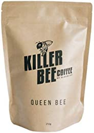 Killer Bee Coffee 250g Queen Bee. Award Winning Specialty Coffee Beans.