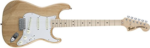 Fender エレキギター MIJ Traditional '70s Stratocaster Ash Maple Natural
