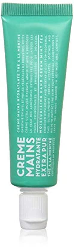 インストラクター自分のために対立カンパニードプロバンス ハンドクリーム ミントティー 30mL (手肌用保湿 爽やかな香り)