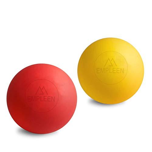 697ddf0047159 中古)Empleen マッサージボール ストレッチボール 2個セット2019最新版 筋膜