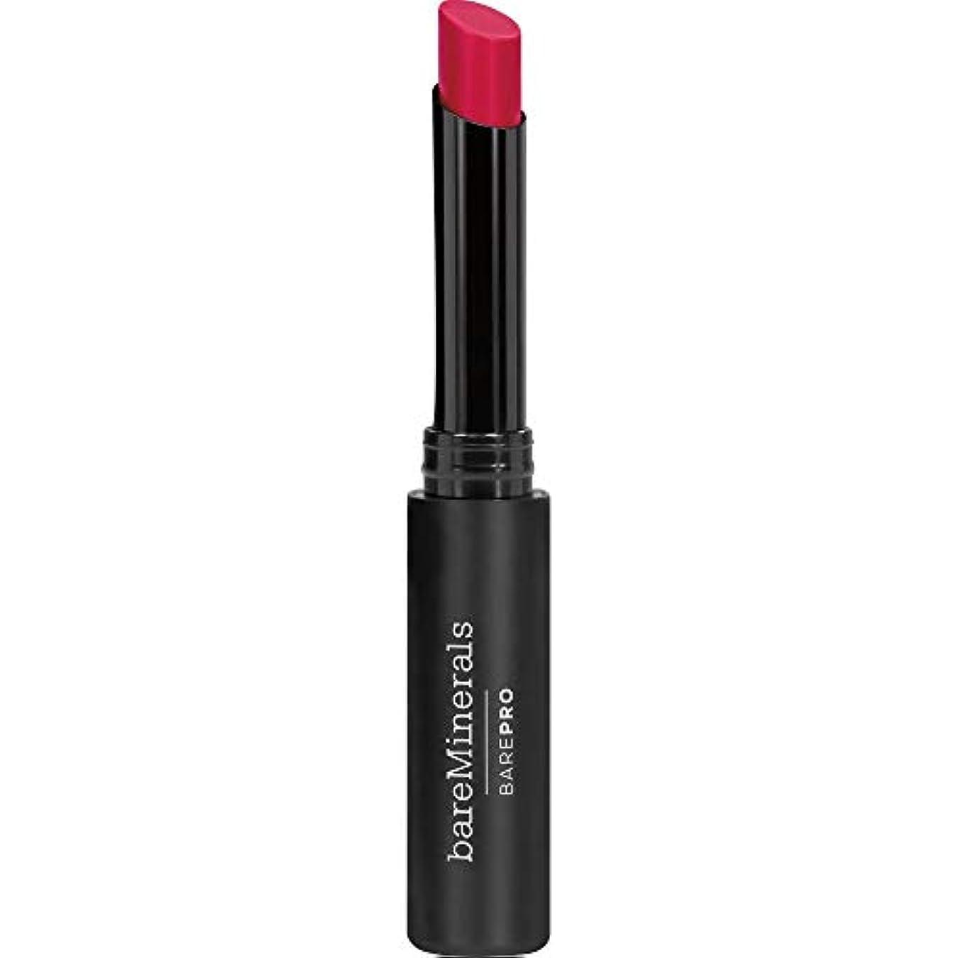不完全極貧メタリック[bareMinerals] ベアミネラルBarepro Longwear口紅の2グラムのハイビスカス - bareMinerals BarePro Longwear Lipstick 2g Hibiscus [並行輸入品]