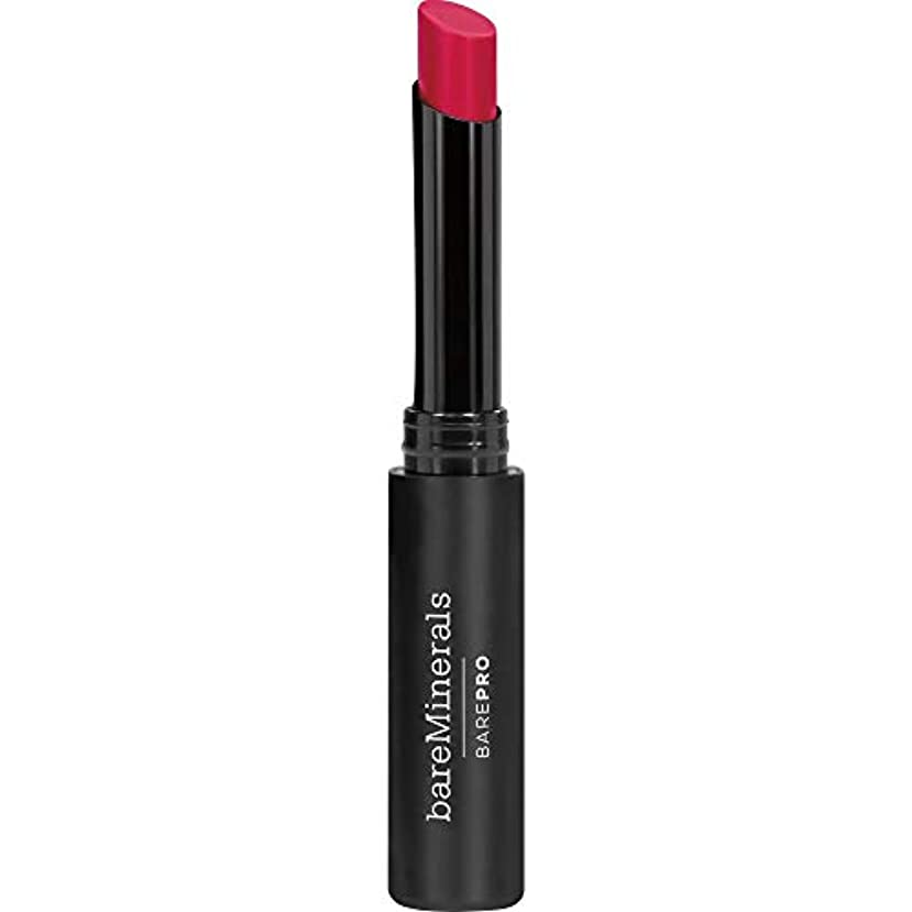 男やもめ空最少[bareMinerals] ベアミネラルBarepro Longwear口紅の2グラムのハイビスカス - bareMinerals BarePro Longwear Lipstick 2g Hibiscus [並行輸入品]