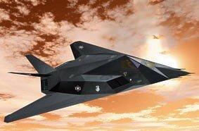 イタレリ 609 1/32 F-117ステルス