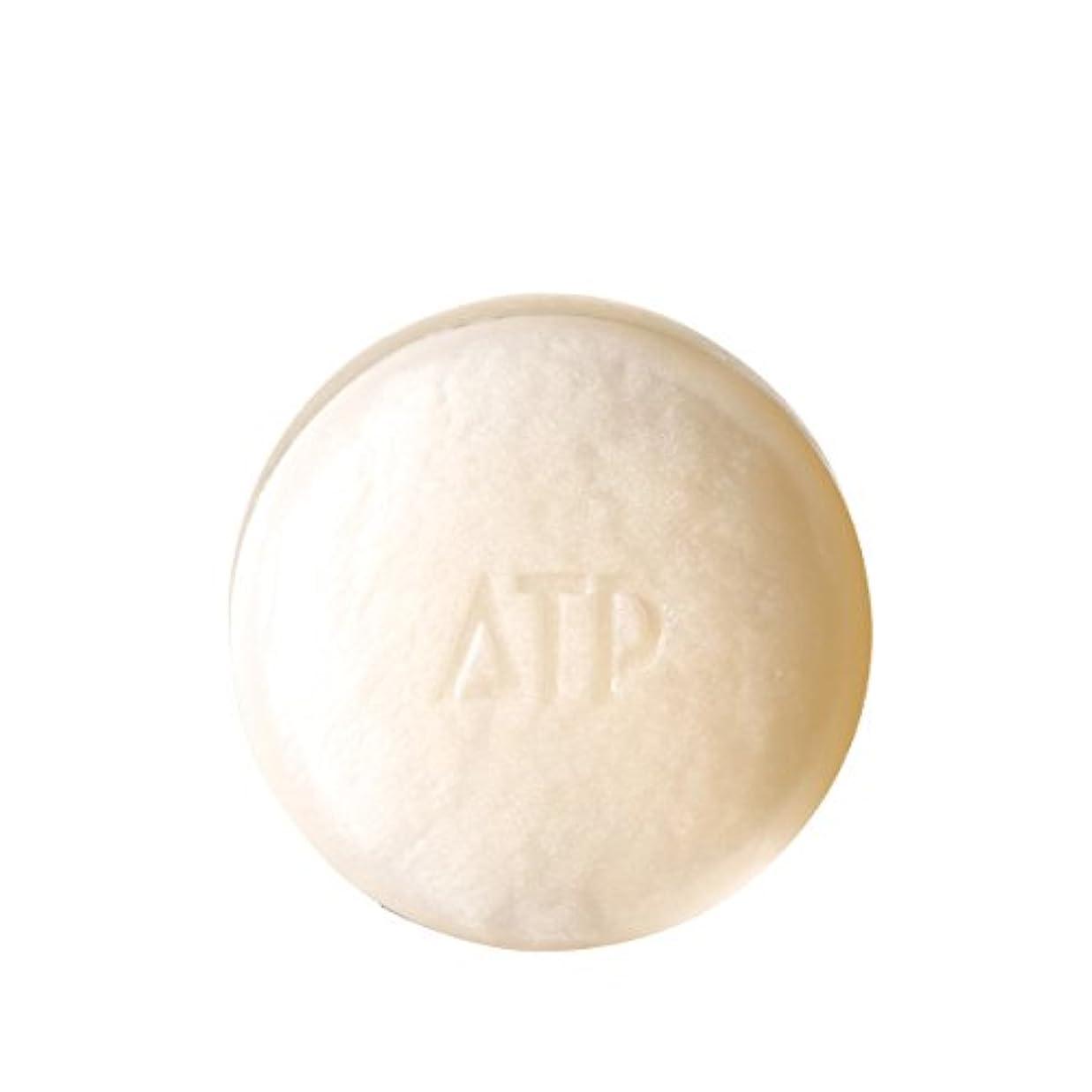 触覚テクスチャー日の出ラシンシア ATP デリケアソープ 100g 【全身用洗浄石けん】