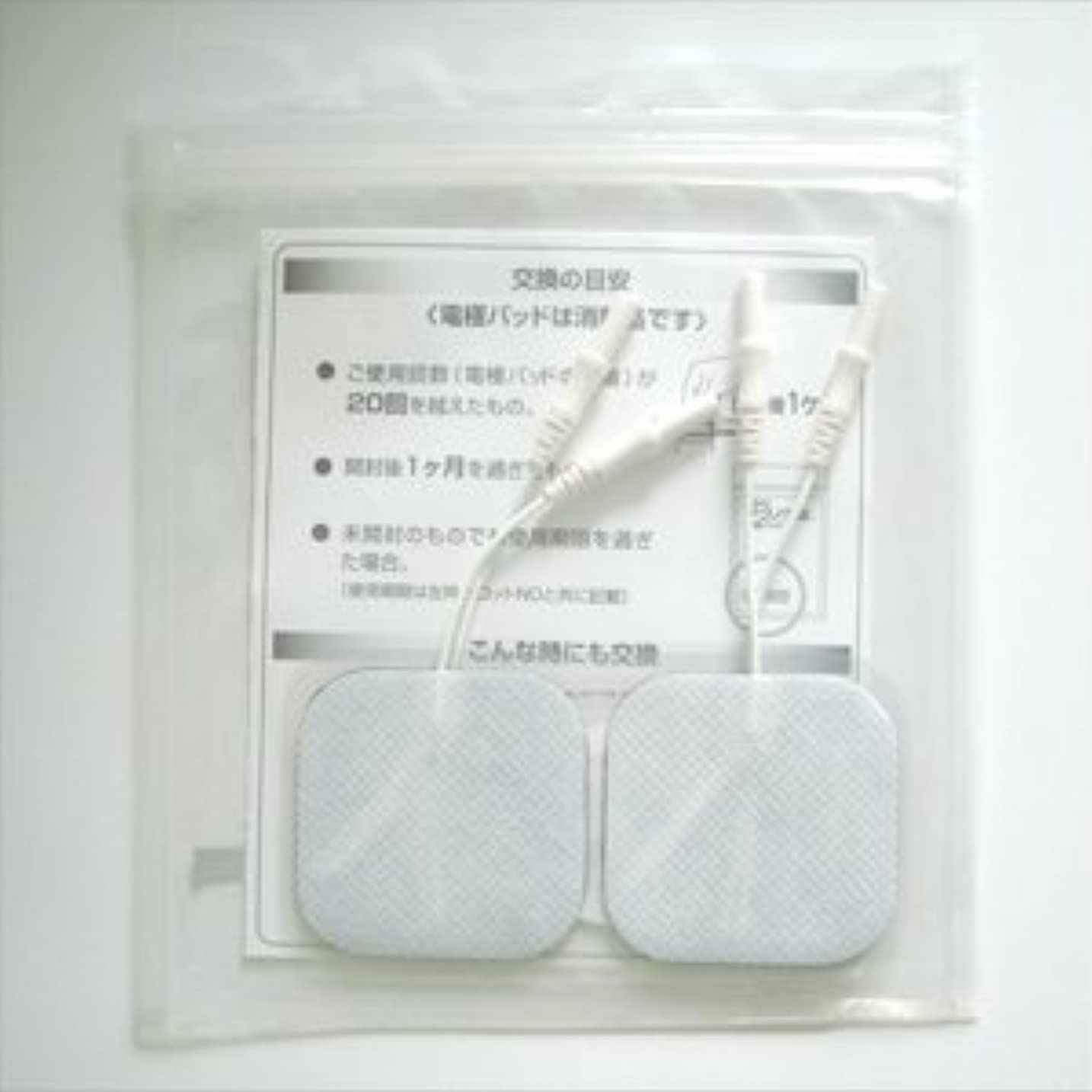 信者超音速フィールド【積水化成品工業】テクノゲル低周波電極パッド(中)5cm×5cm(1袋4枚入)