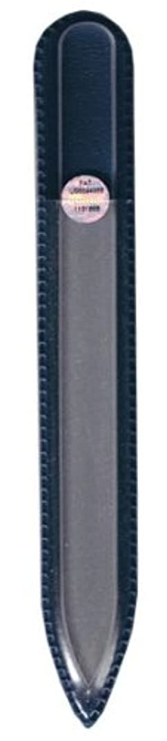 刑務所分析的ドラッグブラジェク ガラス爪やすり 140mm 片面タイプ(プレーン)