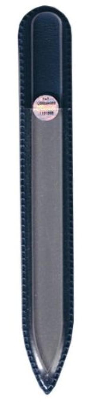 モンスター数ベリーブラジェク ガラス爪やすり 140mm 片面タイプ(プレーン)