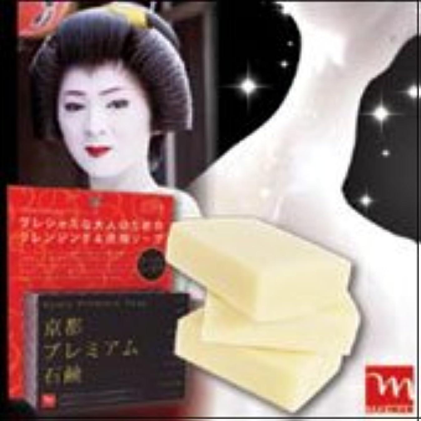 皮遠えマウンド☆「京都プレミアム石鹸」【1個】★