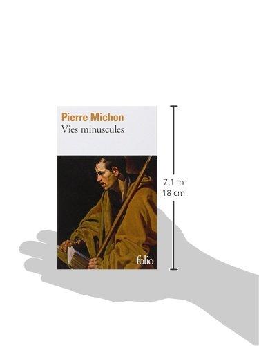 『Vies Minuscules (Folio)』の2枚目の画像
