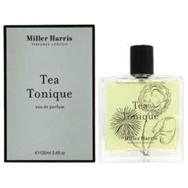 値する健全熟練した【ミラーハリス】 ティー トニック オードパルファム EDP SP 100ml Tea Tonique [並行輸入品]