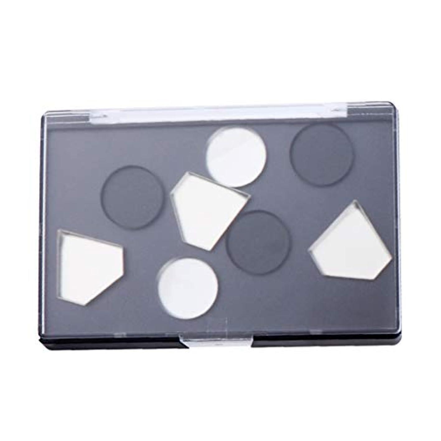 エスカレーター放つバーP Prettyia 磁気メイクパレット アイシャドウ DIY コスメ 化粧品 2タイプ選べ - メイクアップパン付き