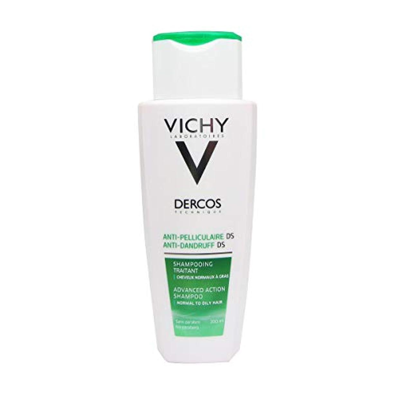 トレーダーパック微生物Dercos Anti Dandruff Shampoo 200ml [並行輸入品]