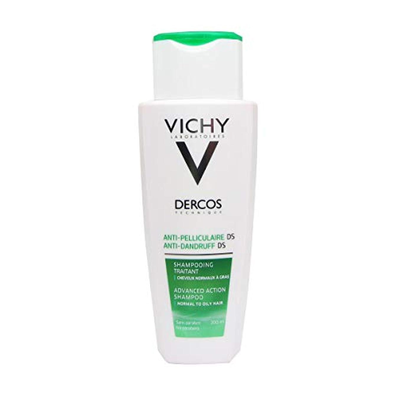 Dercos Anti Dandruff Shampoo 200ml [並行輸入品]