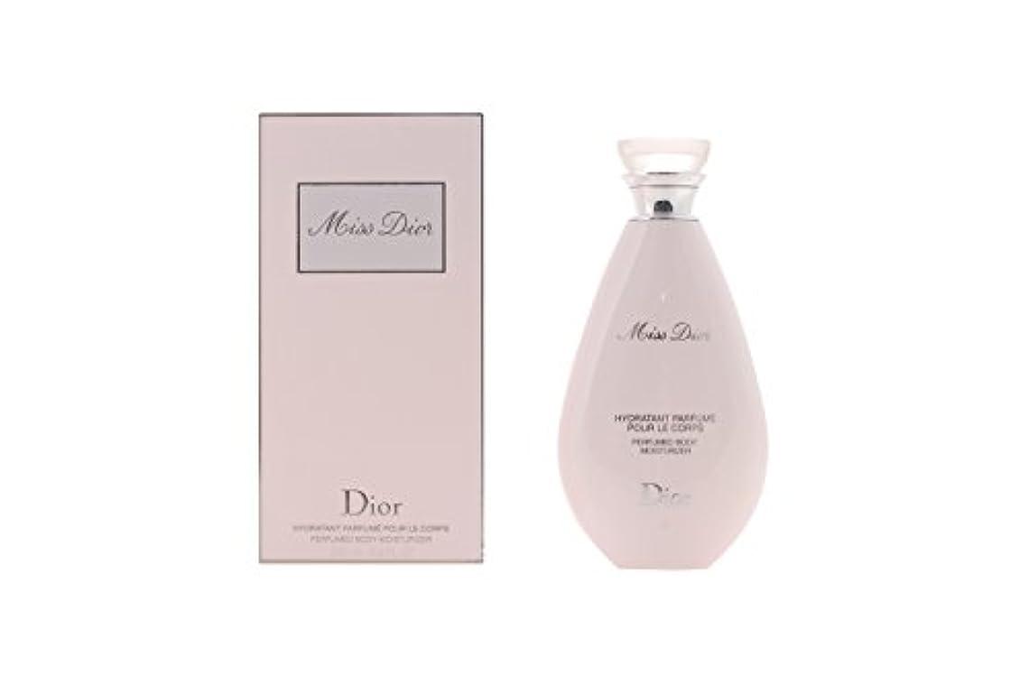 座る言い直す香りクリスチャン ディオール(Christian Dior) ミス ディオール ボディローション 200ml [並行輸入品]