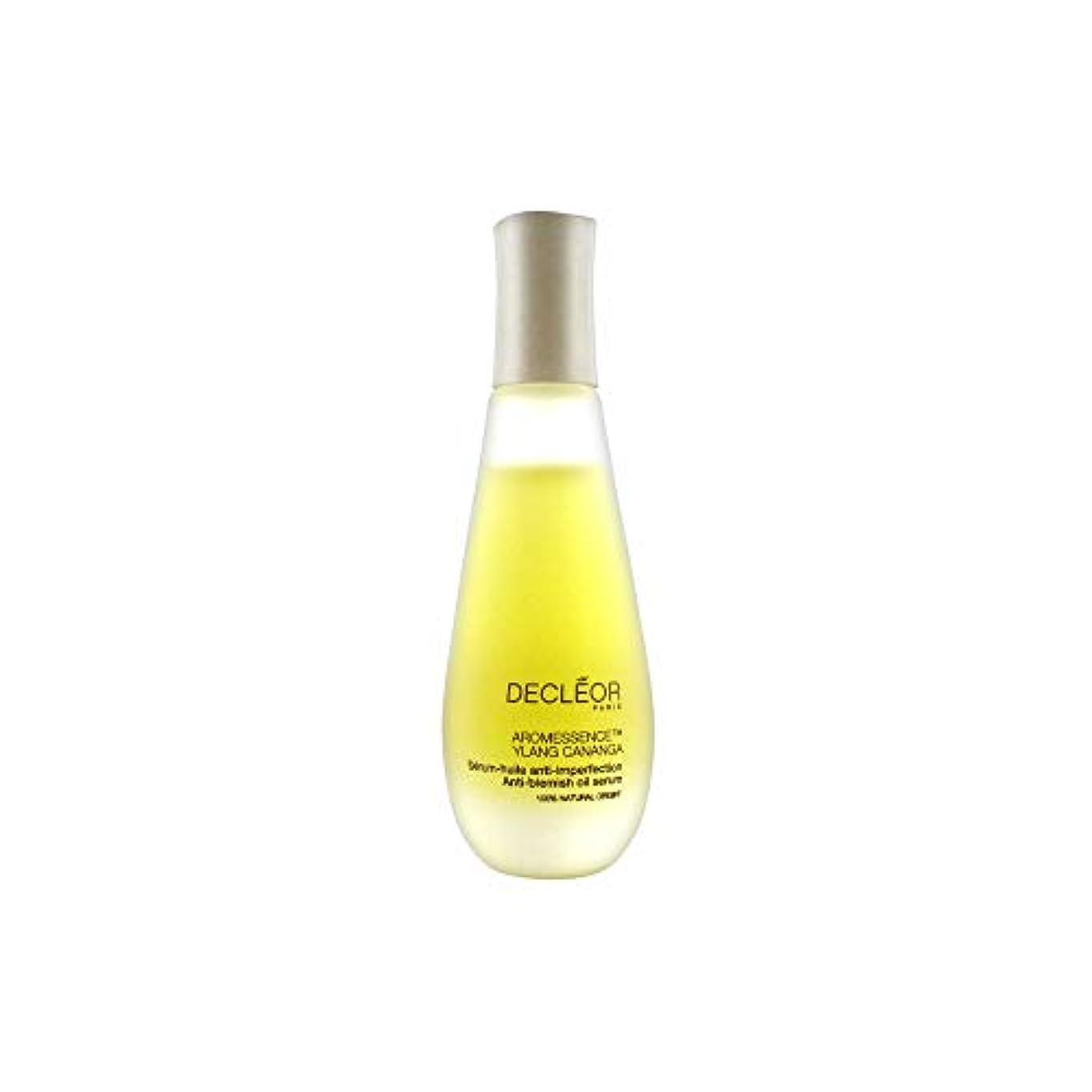 実験をするニンニクイベントデクレオール Aromessence Ylang Cananga Anti-Blemish Oil Serum - For Combination to Oily Skin 15ml/0.5oz並行輸入品