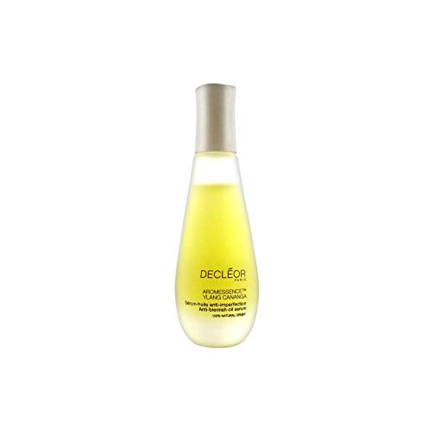喉が渇いた川かわすデクレオール Aromessence Ylang Cananga Anti-Blemish Oil Serum - For Combination to Oily Skin 15ml/0.5oz並行輸入品
