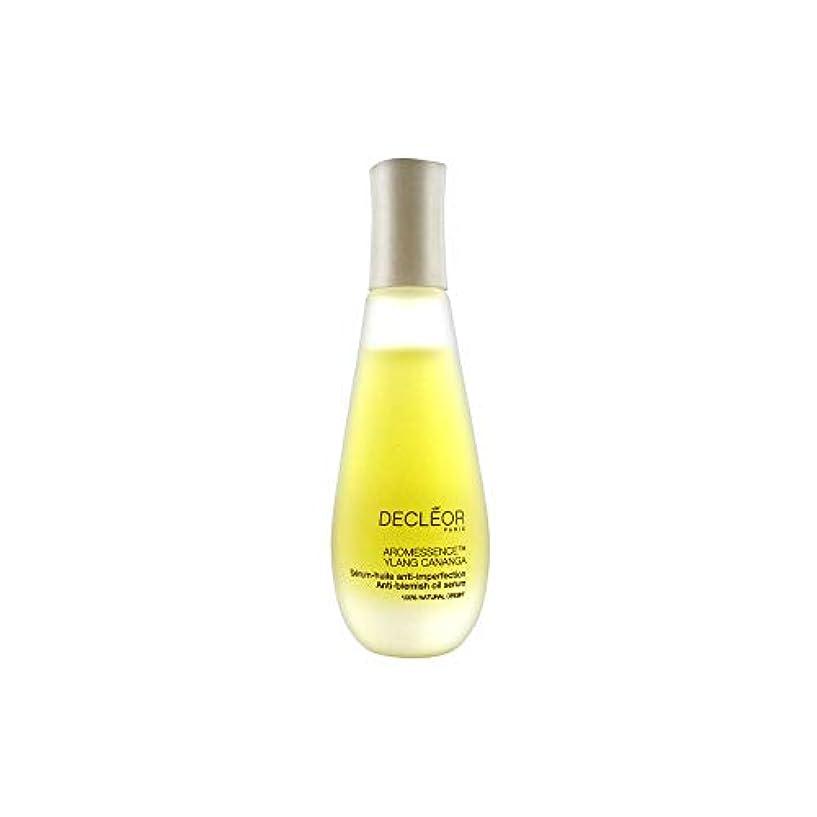 つば責任あなたが良くなりますデクレオール Aromessence Ylang Cananga Anti-Blemish Oil Serum - For Combination to Oily Skin 15ml/0.5oz並行輸入品