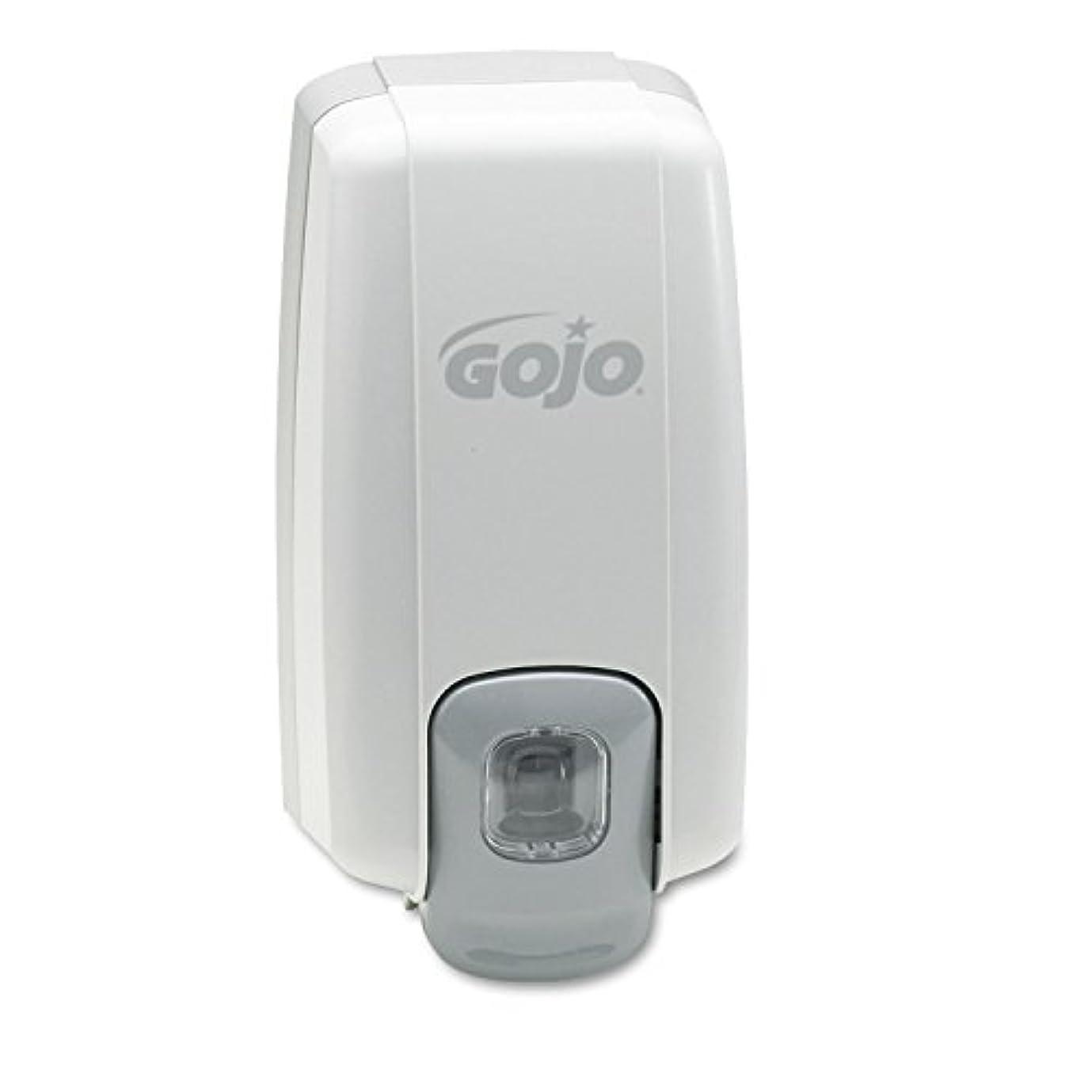 重要と祭司goj213006 – GOJO NXTローションソープディスペンサー