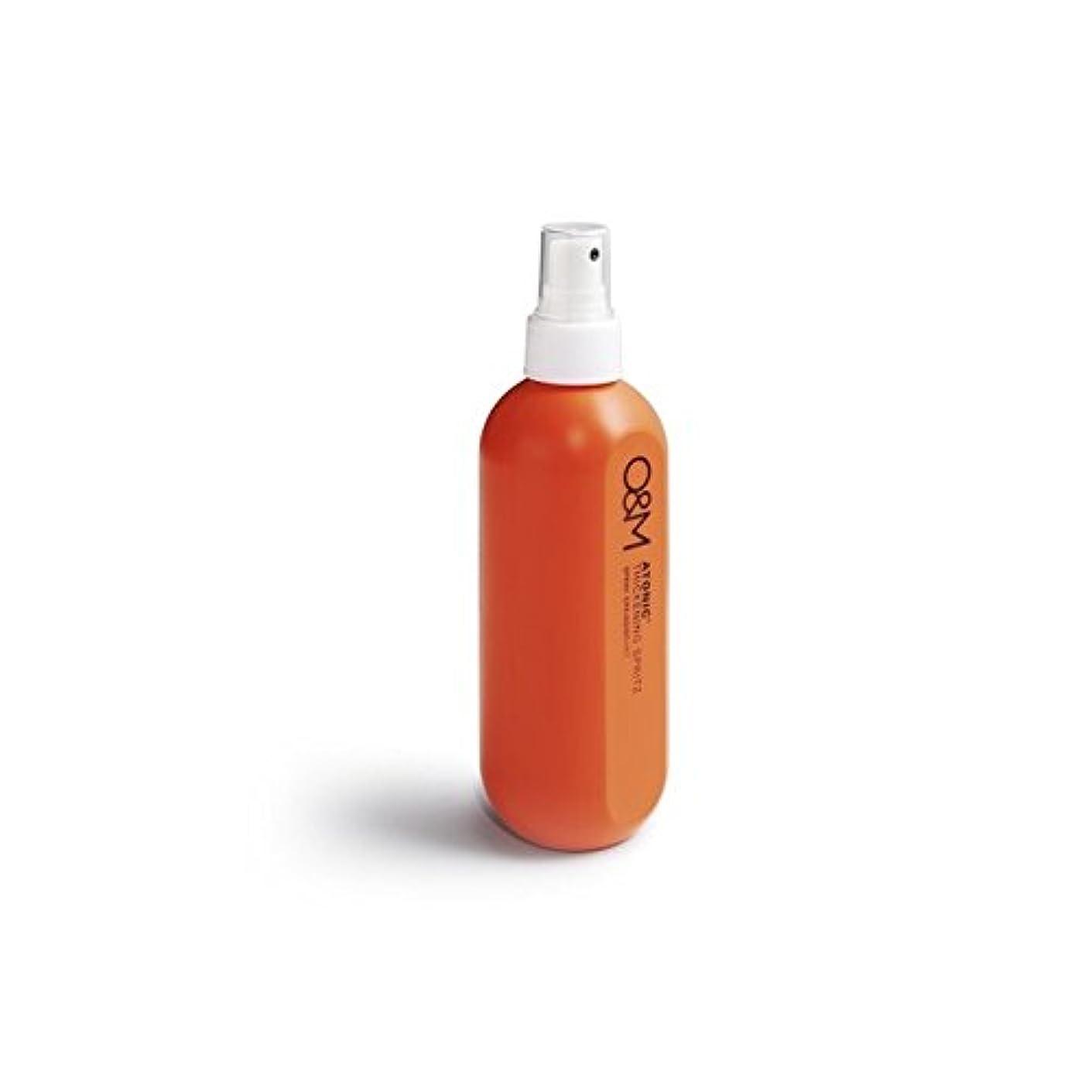 爆発提出する修正するOriginal & Mineral Atonic Thickening Spritz (250ml) (Pack of 6) - オリジナル&ミネラル脱力増粘スプリッツ(250ミリリットル) x6 [並行輸入品]