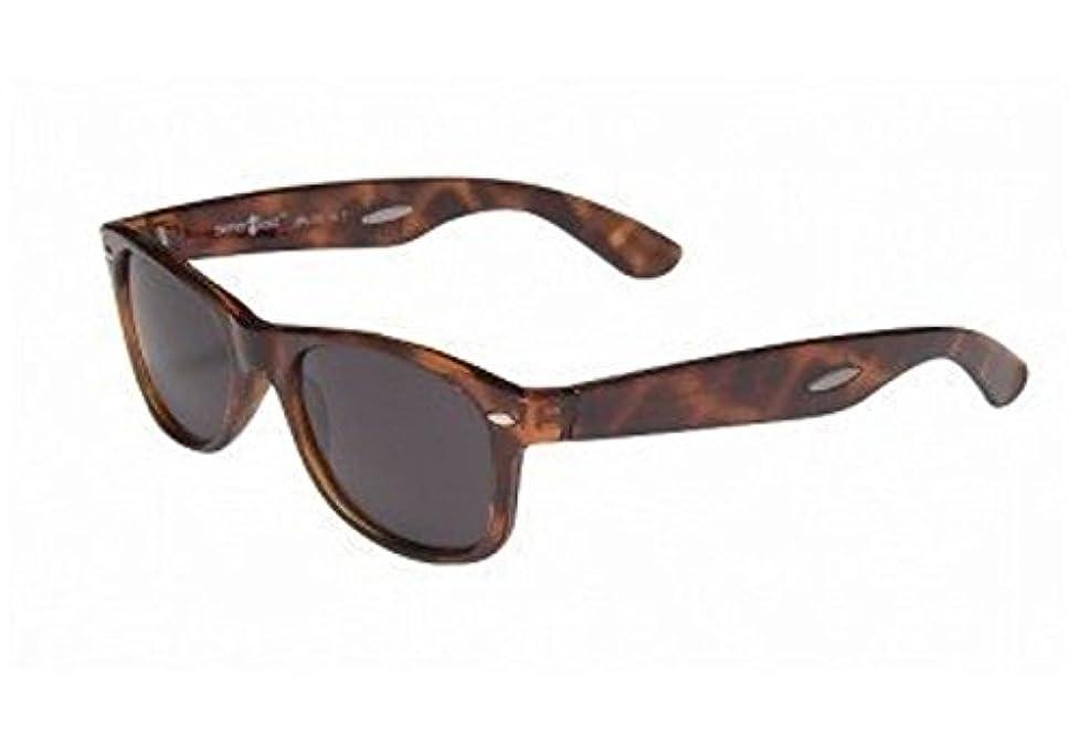 謙虚な建築家明快TRUCOLOR Sunglasses (トゥルーカラーサングラス) ボイジャー (ブラウン)