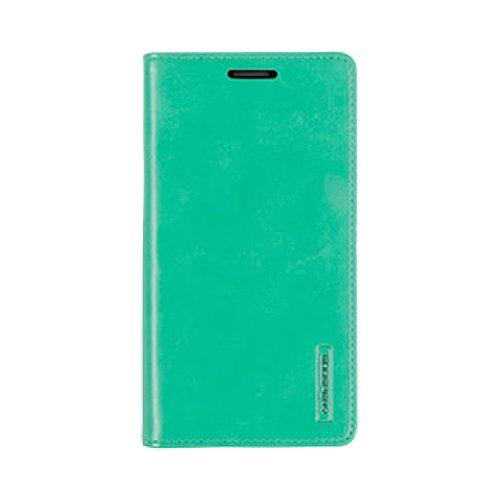 Galaxy S4 Mercury Fullmoon Flip マーキュリー フルムーン フリップ スマホ 手帳型 ダイアリー ケース カバー ミント Mint ギャラクシー S4