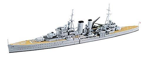 1/700 ウォーターライン No.807 英国海軍重巡洋艦 エクセター