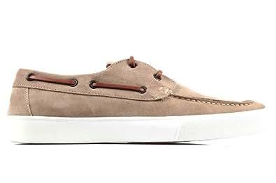 (モンクレール) MONCLER 男性用 スエード靴 スニーカー ramatuel ベージュ色 [並行輸入品]EU 44 / UK 10 2109A004370005855