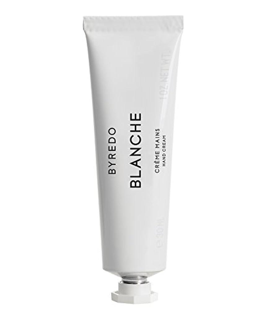 時刻表今アシスタントByredo Hand Cream Blanche 30ml - ハンドクリームのブランシュ30ミリリットル [並行輸入品]