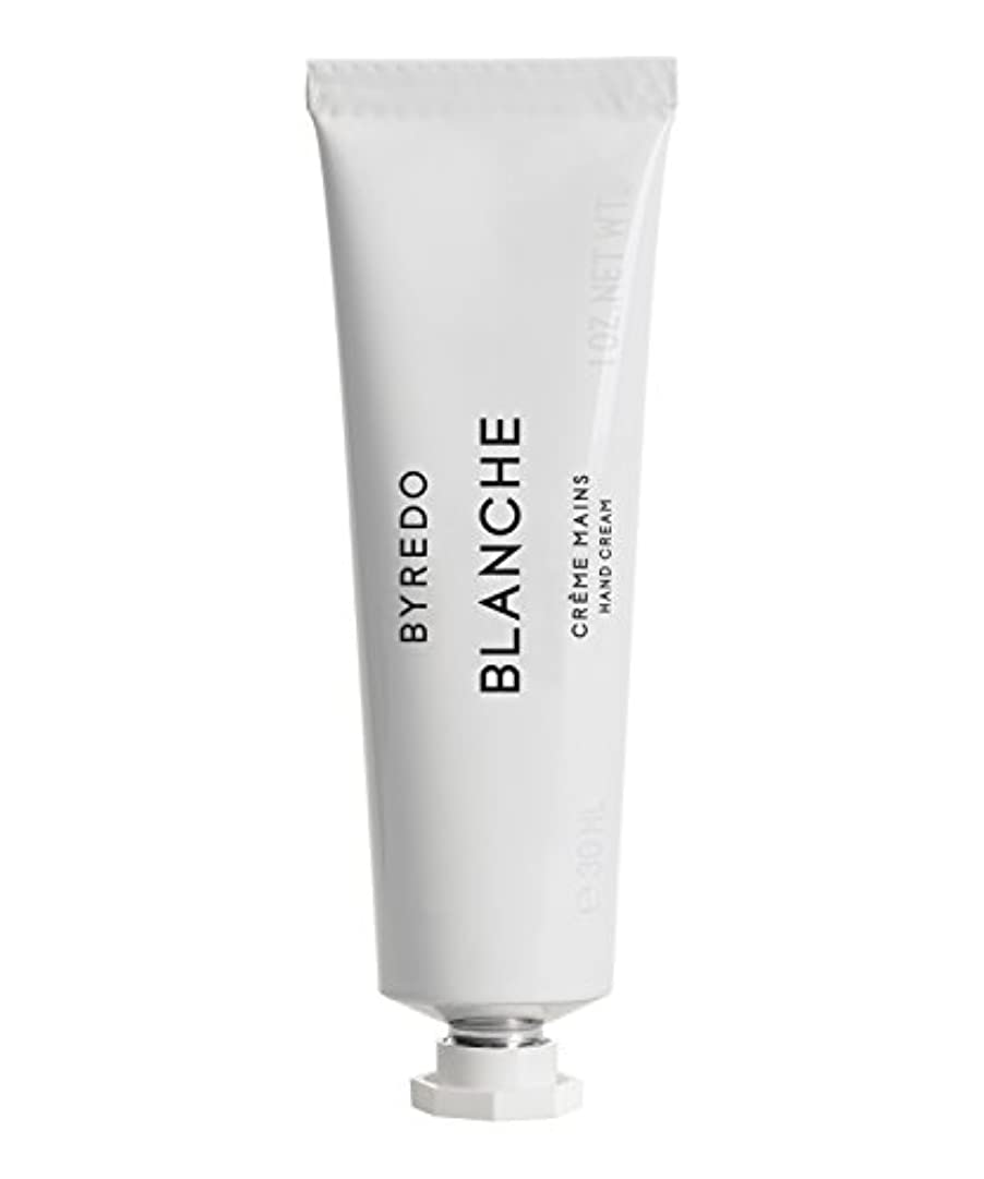 言語学形状同僚Byredo Hand Cream Blanche 30ml - ハンドクリームのブランシュ30ミリリットル [並行輸入品]