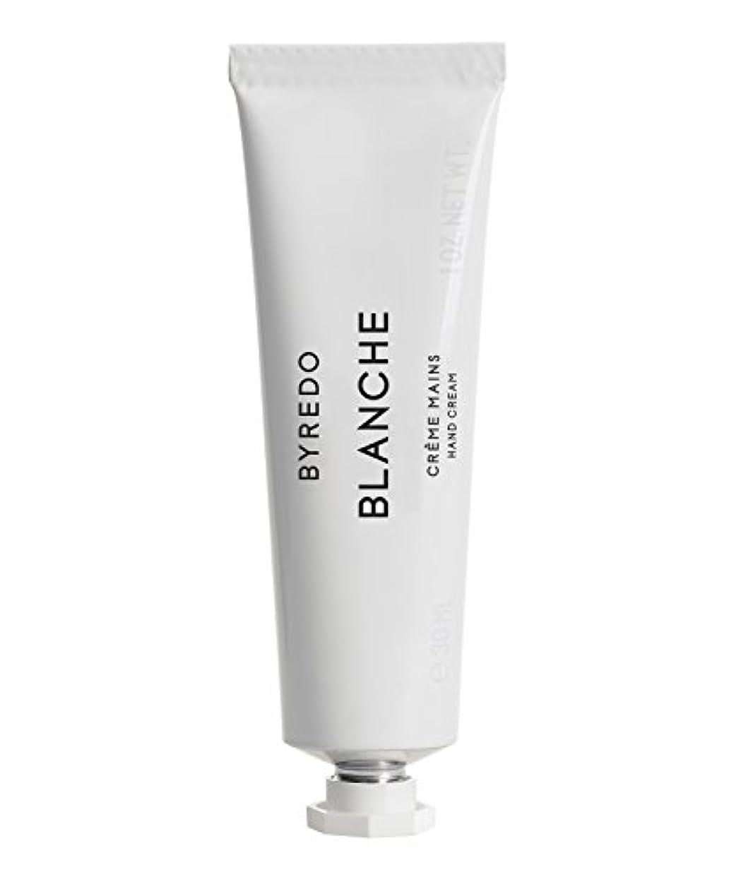 虐殺放射能アンタゴニストByredo Hand Cream Blanche 30ml - ハンドクリームのブランシュ30ミリリットル [並行輸入品]