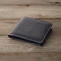 69bc6f95ec6c Maturi マトゥーリ] かっこいい二つ折財布 (UPIMAR イタリアンレザー ...